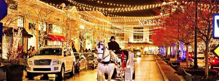 Holiday Carriage Rides 12/8-12/10