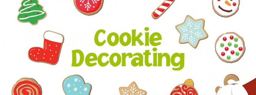Live Broadcast- Cookie Decorating with Mrs. Claus