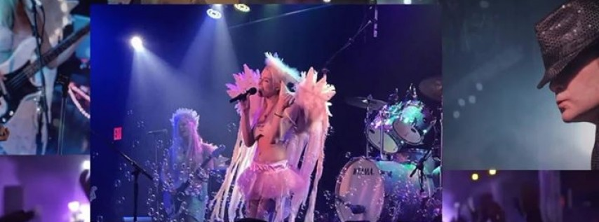 Corey Feldman and the Angels on Friday February 2