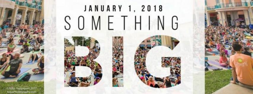 Something BIG 2018!
