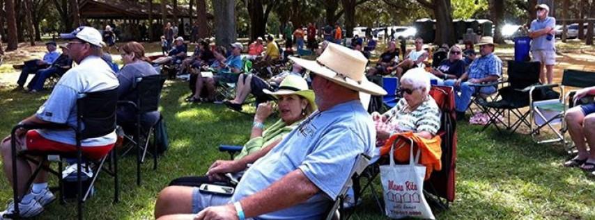 Honeymoon Island Bluegrass Festival