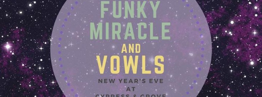 New Year's Eve at Cypress & Grove Brewing Co.