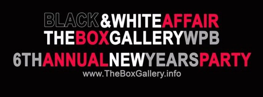 6th Annual Black & White Affair New Years Party