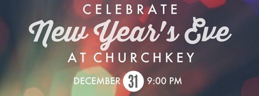 ChurchKey's New Year's Eve Celebration 2017