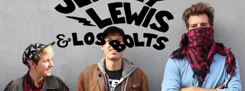 Jeffrey Lewis & Los Bolts w/ Cat Tatt & Candy Boys at Mercury Lounge