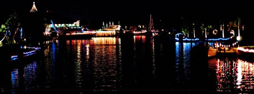 Christmas Light Canal Cruises