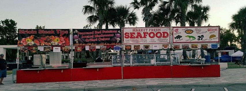Siesta Key Seafood and Music Festival
