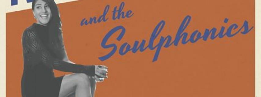 New Years Eve w/ Ruby Velle & The Soulphonics at Venkman's