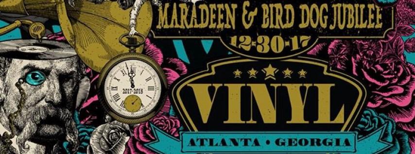 Bird Dog Jubilee and Maradeen at Vinyl