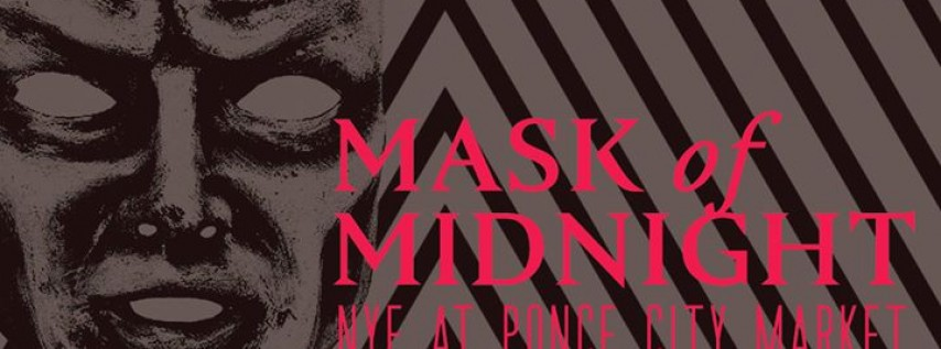 Mask of Midnight NYE Party