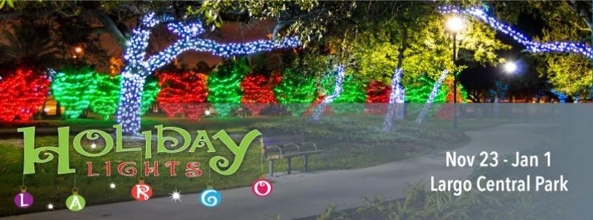 Holiday Lights Largo