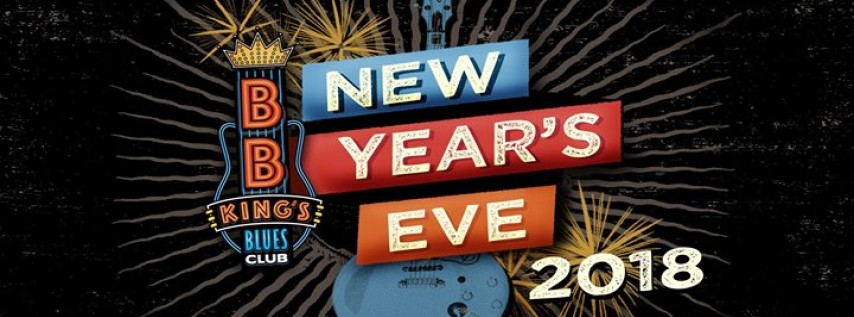 BB King's New Years Eve!