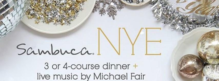 New Year's Eve Dinner, Dancing & Live Music!