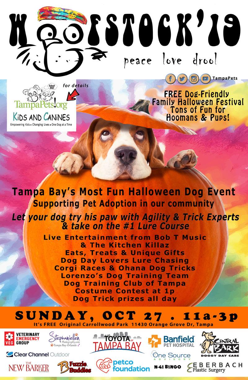 Woofstock Dog-Friendly Festival