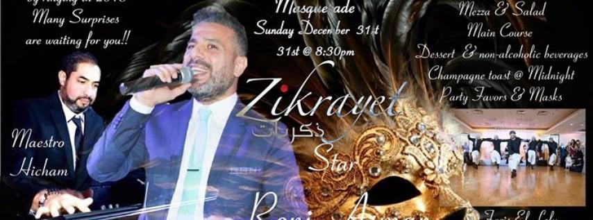 New Years Masquerade at Zikrayet