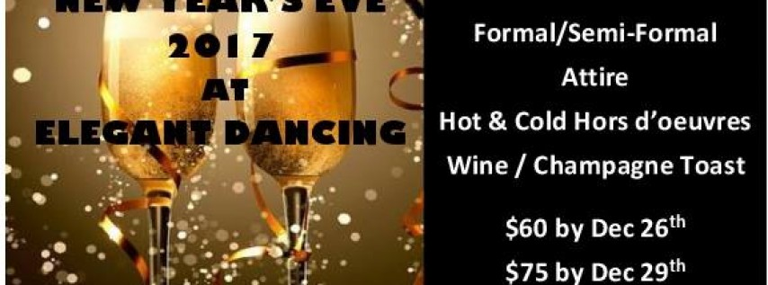 New Year's Eve at Elegant Dancing