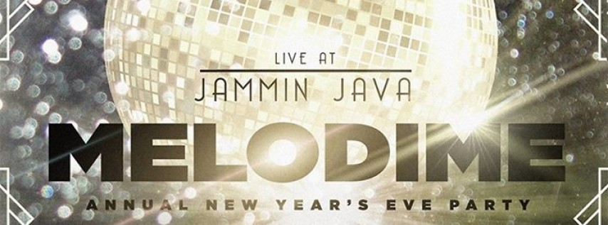 Melodime's Annual New Years Party + The Roosevelts + The Currys at Jammin Java