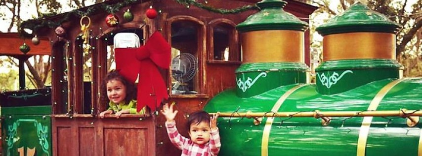 The Great Light Christmas Adventure and Jingle Bell Express Train