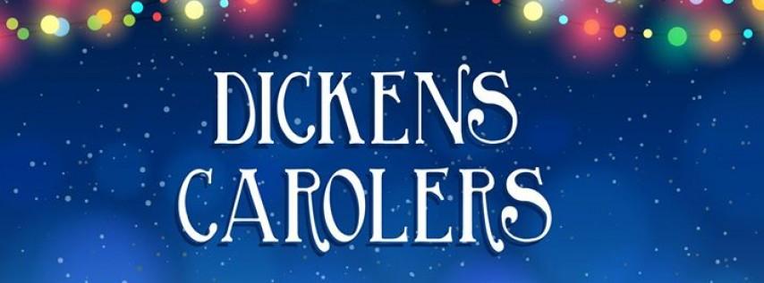 Strolling Dickens Carolers