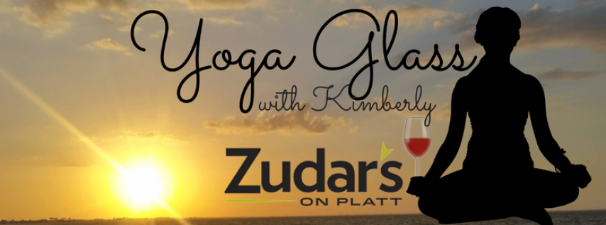 Yoga Glass with Kim Potter