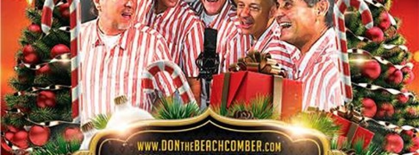 Surfin' the Beach Boys Ultimate Christmas Concert