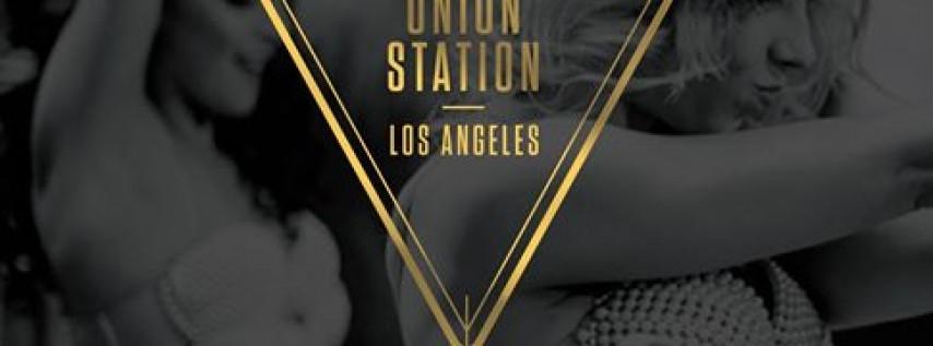 Prohibition NYE at Union Station