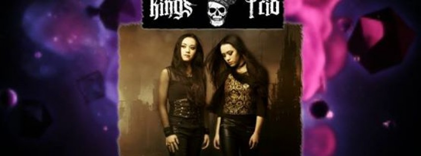 2018 New Years Eve Party Dianthus Kings Trio Terror We Fall