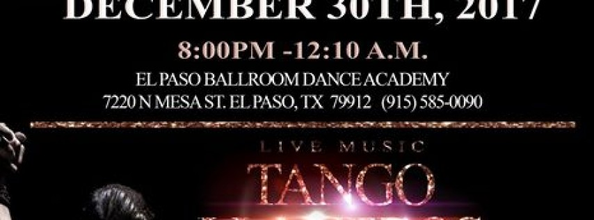 Pre New Year's Eve Milonga (Tango Llaneros Orchestra)