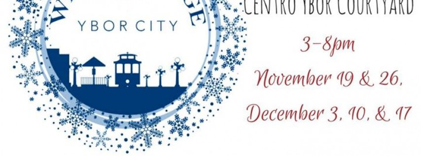 Winter Village at Centro Ybor presented by GameTime