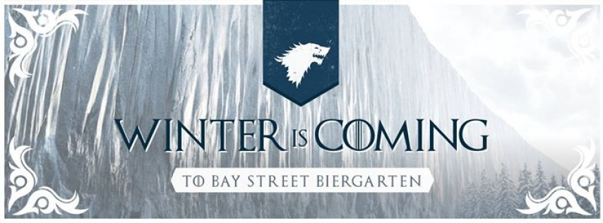 Winter is Coming NYE