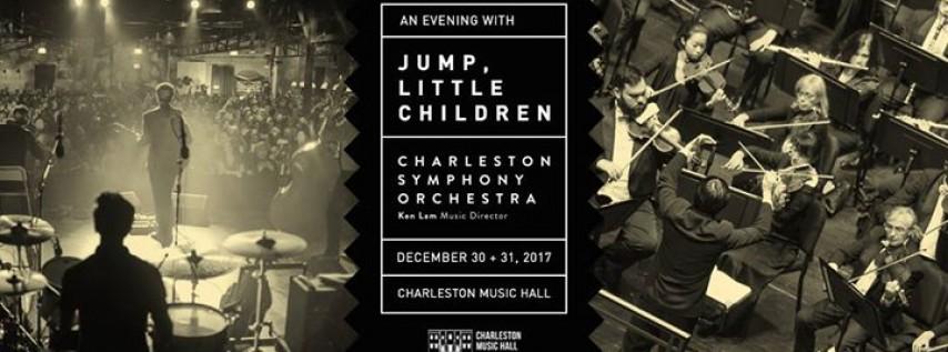Jump, Little Children w/ the CSO & Katie Rose