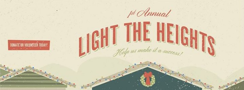 1st Annual Light the Heights
