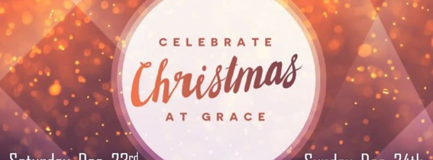 Christmas at Grace