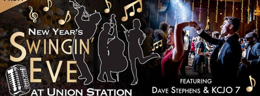 New Year's Swingin' Eve at historic Union Station