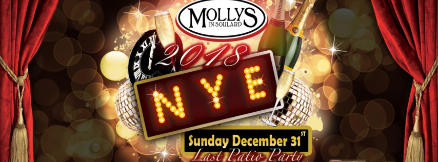 New Years Eve at Molly's in Soulard