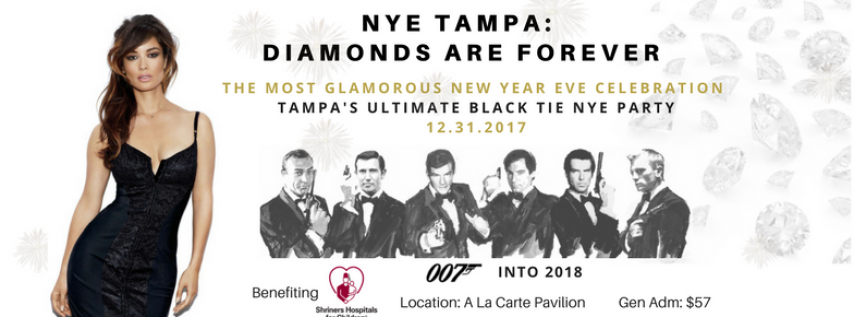 NYE Tampa: Diamonds Are Forever