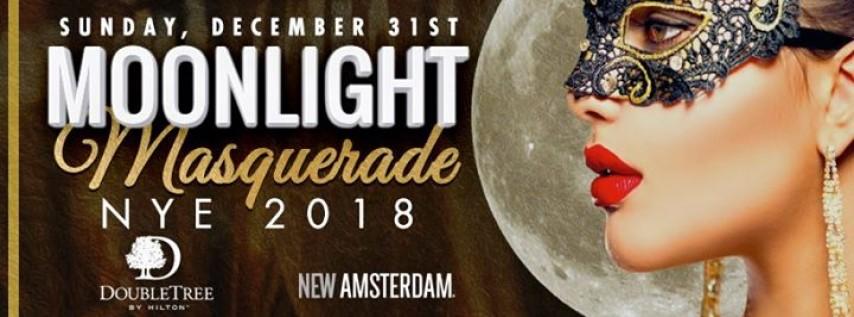 NYE 2018 Moonlight Masquerade
