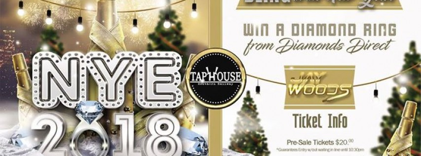 N.Y.E 2018 Ring in the New Year & Win A Diamond Ring