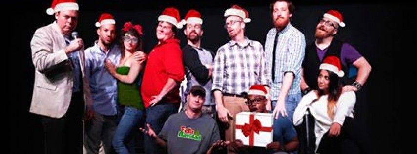 A Merry Murder Mystery at the VA Beach Funny Bone