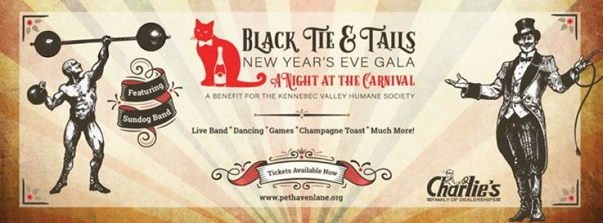 Black Tie & Tails New Year's Eve Gala
