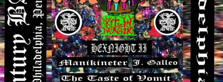 Kitsch Magik: Hexnight II (Holiday Show)
