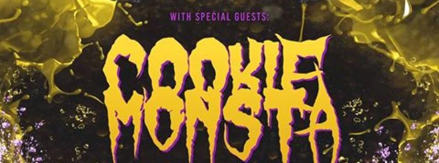 BASS DROP NYE ft Cookie Monsta, Dr Ozi, & XaeboR | 12.31.17