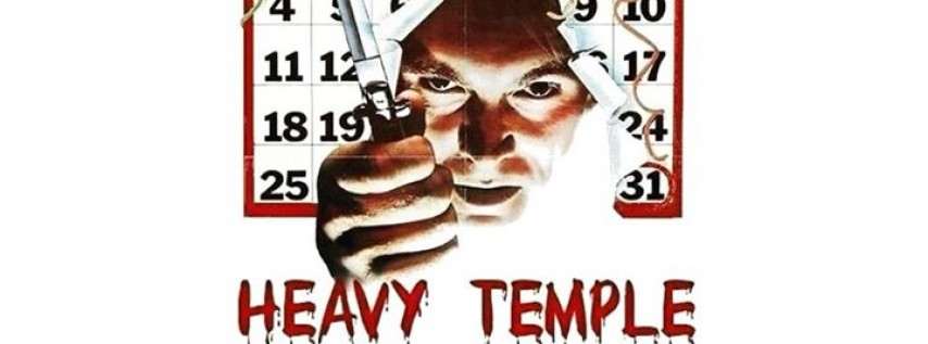 NYE @ Century: Heavy Temple, Narcos, Hectagons, Black Urn, Player Hater