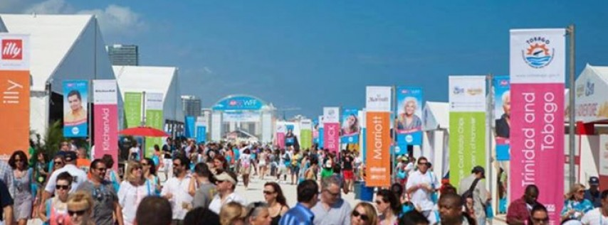 South Beach Wine & Food Festival Experience