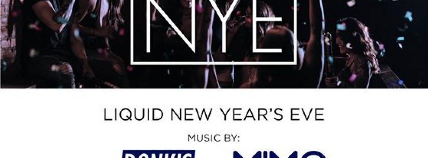 Liquid New Year's Eve