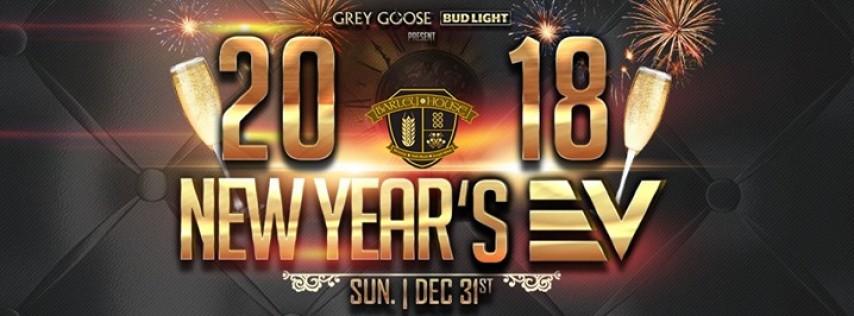 New Years EV 2018