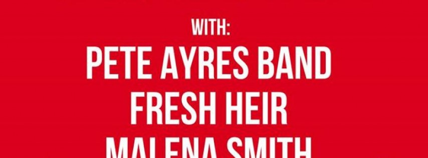 The Christmas Party! w/ Pete Ayres, Fresh Heir, Malena Smith