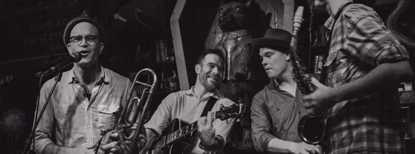 Monthly Music Series: Halloran Brothers Holiday Reunion