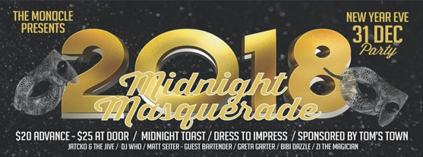 The Midnight Masquerade