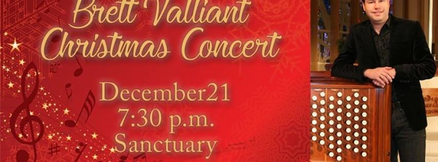 18th Annual Brett Valliant Christmas Concert